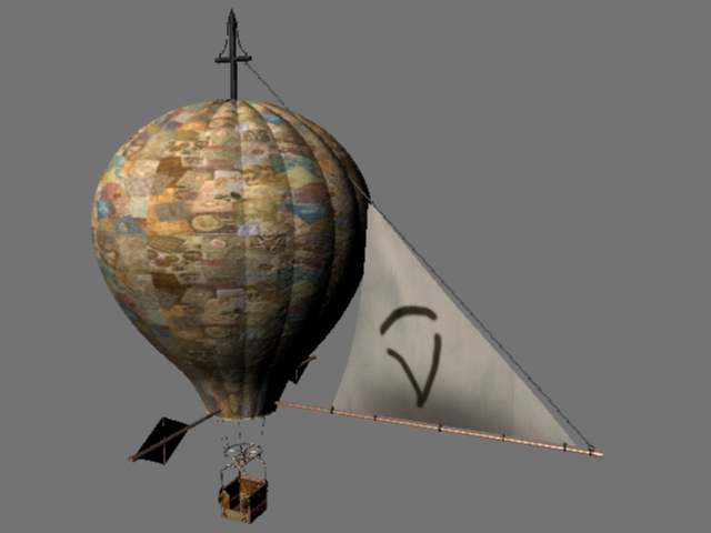 Escape Balloon & Gondola